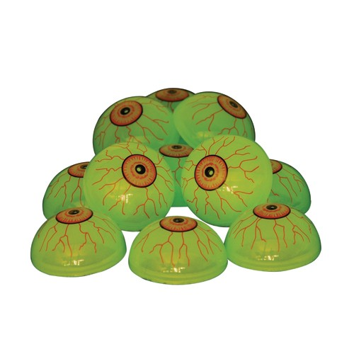 Glow in the Dark Eyeball Poppers - 45mm