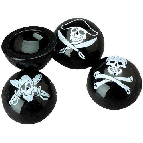 Pirate Design Poppers