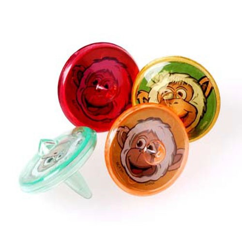 Monkey Face Tops-36 Pcs