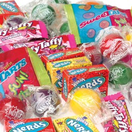 Mix Ups Candy Assortment - 100 pieces
