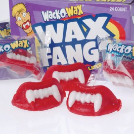 Wax-O-Fangs - 24 pieces