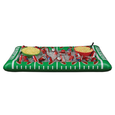 Inflatable Football Buffet Cooler