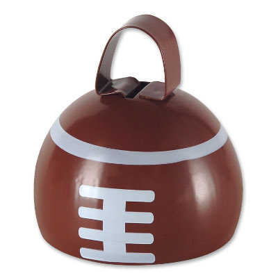 Football Cowbell 3.25in