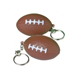 Foam Football Key chains
