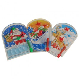 Mini Christmas Pinball Games