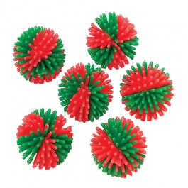 Christmas Wooly Balls