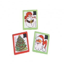 Christmas Slide Puzzles