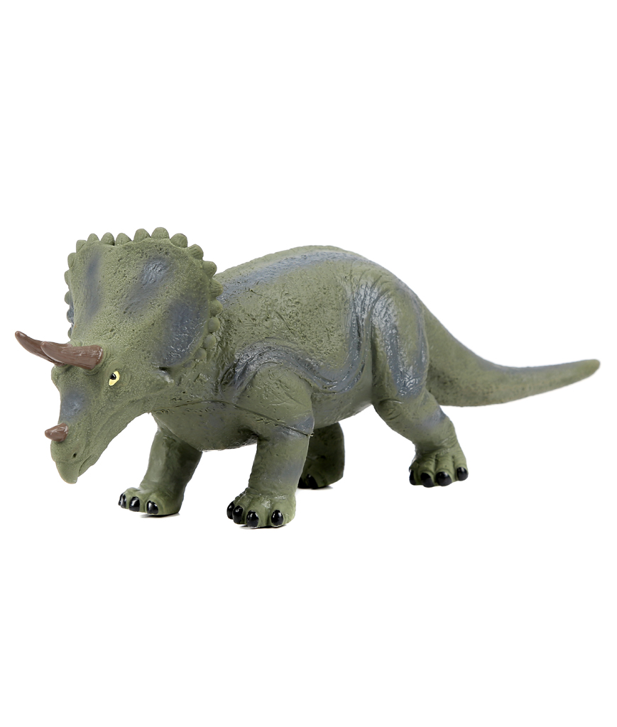 11.5 Inch Soft Touch Triceratops