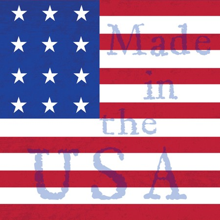 Made In The USA 2-Ply Beverage Napkins