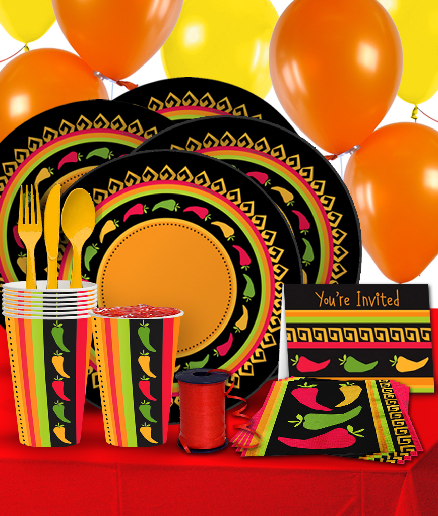 Fiesta Grande Basic Party Pack