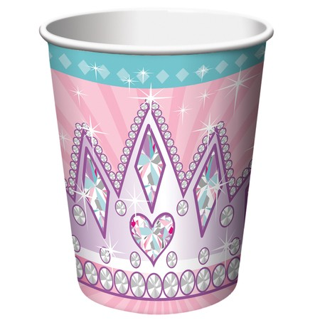 Princess Party 9 oz. HotCold Cups