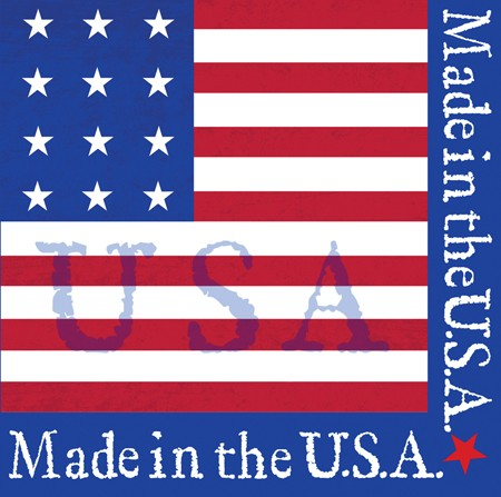 Made In The USA 2-Ply Lunch Napkins
