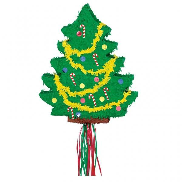 Christmas Tree Pull Pinata