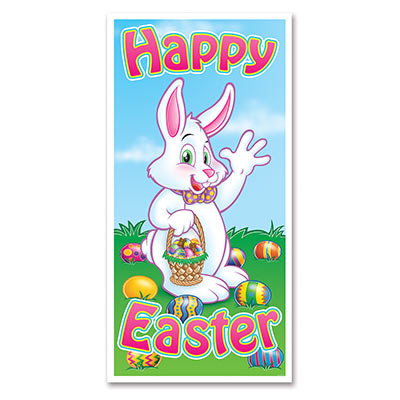 Easter Door Cover 30in x 5ft