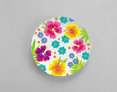 Floral Delight 11 Paper Tray