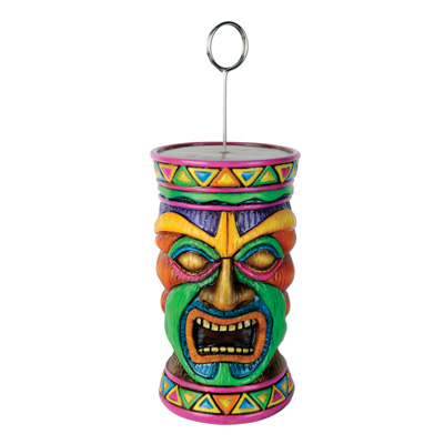 Tiki PhotoBalloon Holder 6 Oz