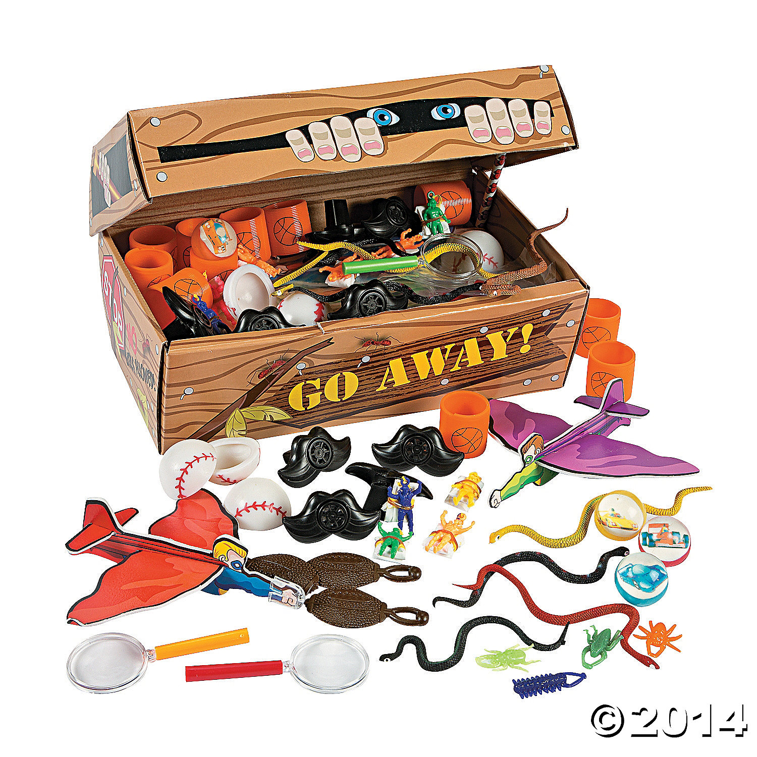 Only Boys Treasure Chest Assortment