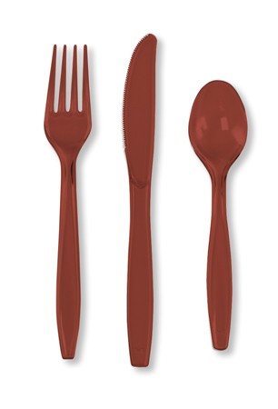Brick Assorted Premium Plastic Cutlery