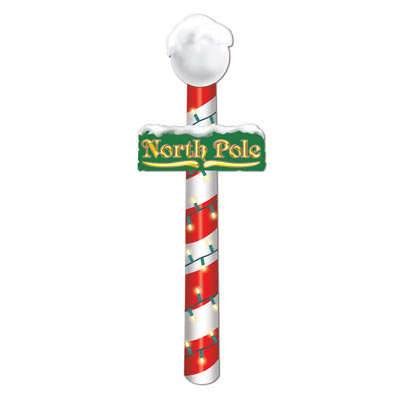 Jointed North Pole 4ft 7in
