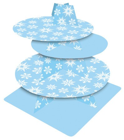 Snowflakes Tiered Server