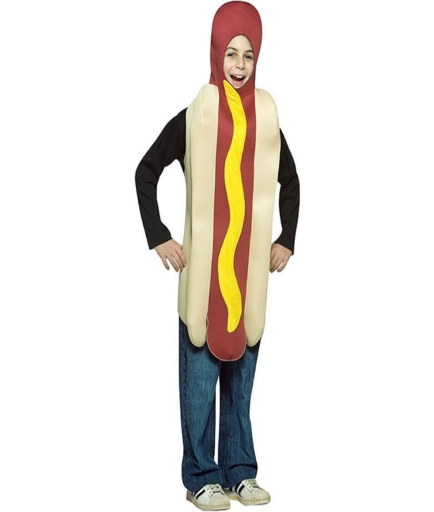 Rasta Imposta - Hot Dog Child Costume