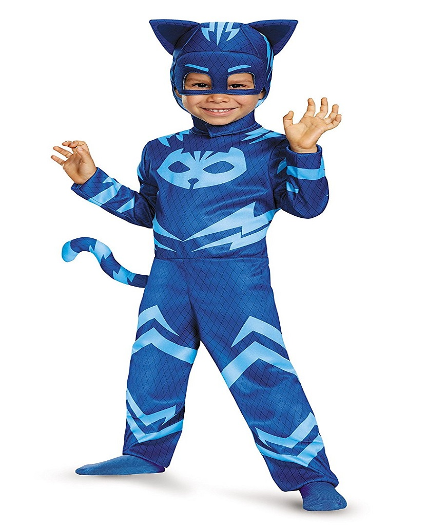 Disguise Catboy Classic Toddler PJ Masks Costume Medium3T-4T