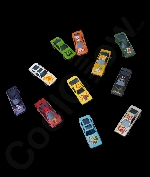 Diecast Race Cars - 50ct