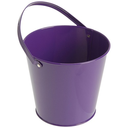 Color Bucket Purple
