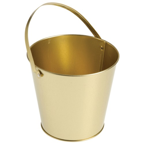 Color Bucket Gold