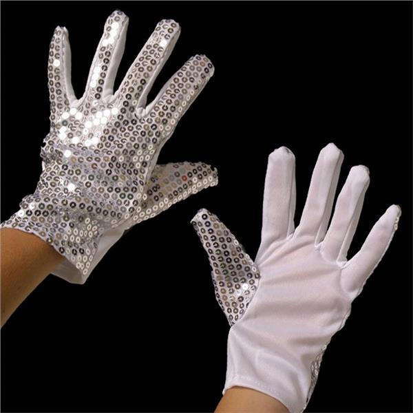 SEQUIN GLOVE - LEFT HAND