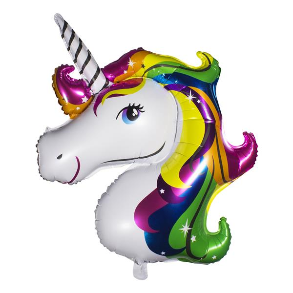 40 INCH UNICORN MYLAR BALLOON