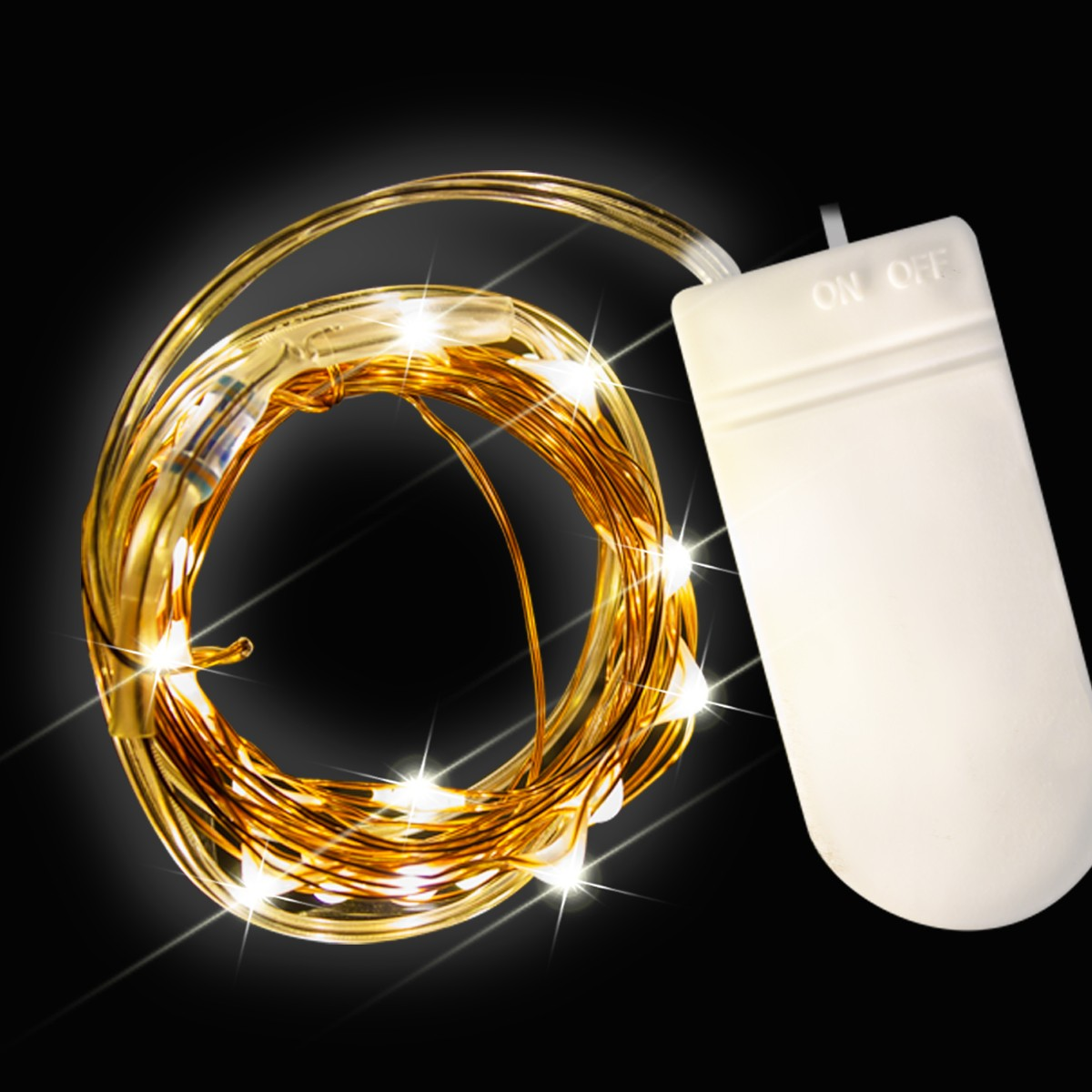 6CT-COPPER WIRE-20 WHITE LED