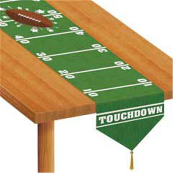 GAME DAY FOOTBALL TABLE RUNNER