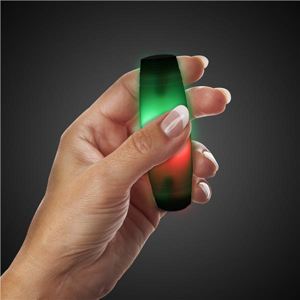 LED GREEN FIDGET STICK