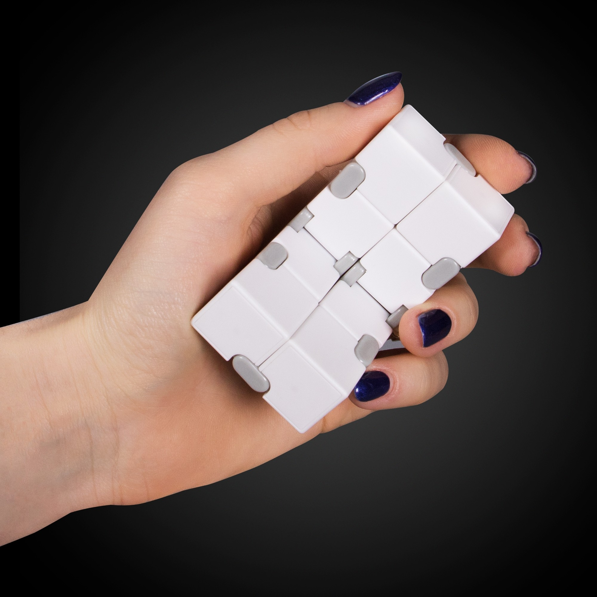 INFINITY CUBE - WHITE WGRAY