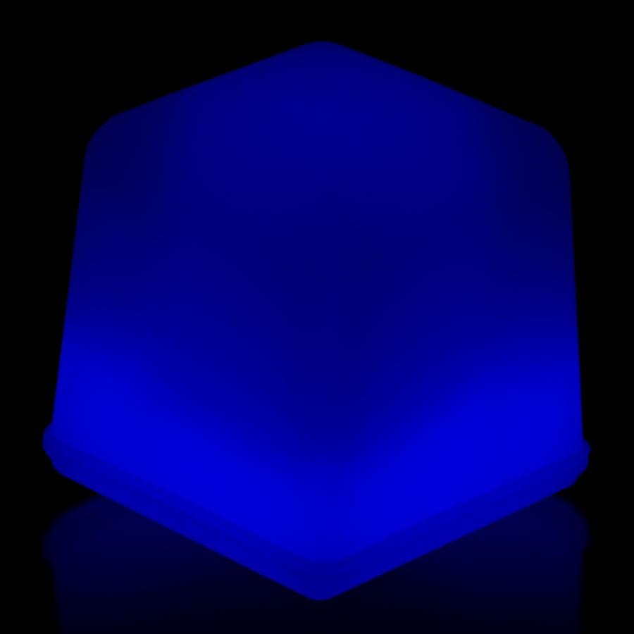 GLOW ICE CUBE - BLUE