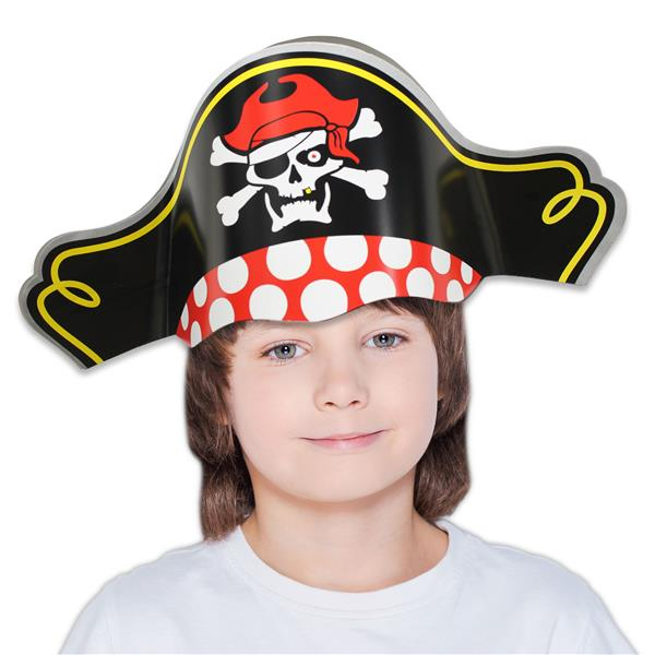 14 INCH PIRATE PARTY HAT