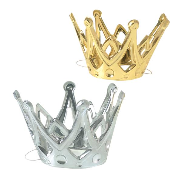 3.5 INCH TALL MINIATURE CROWNS