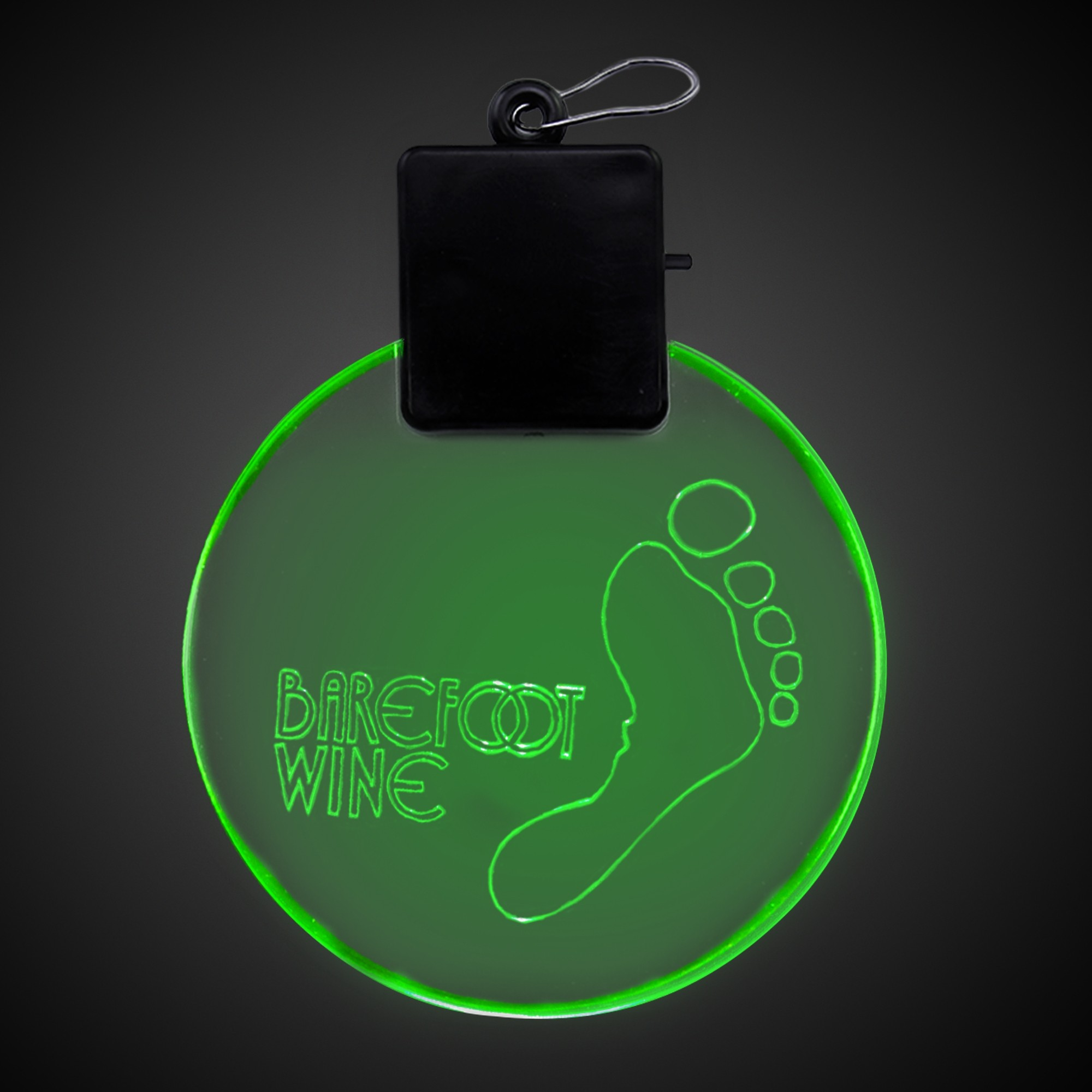 JADE LED MEDALLION WJ HOOK