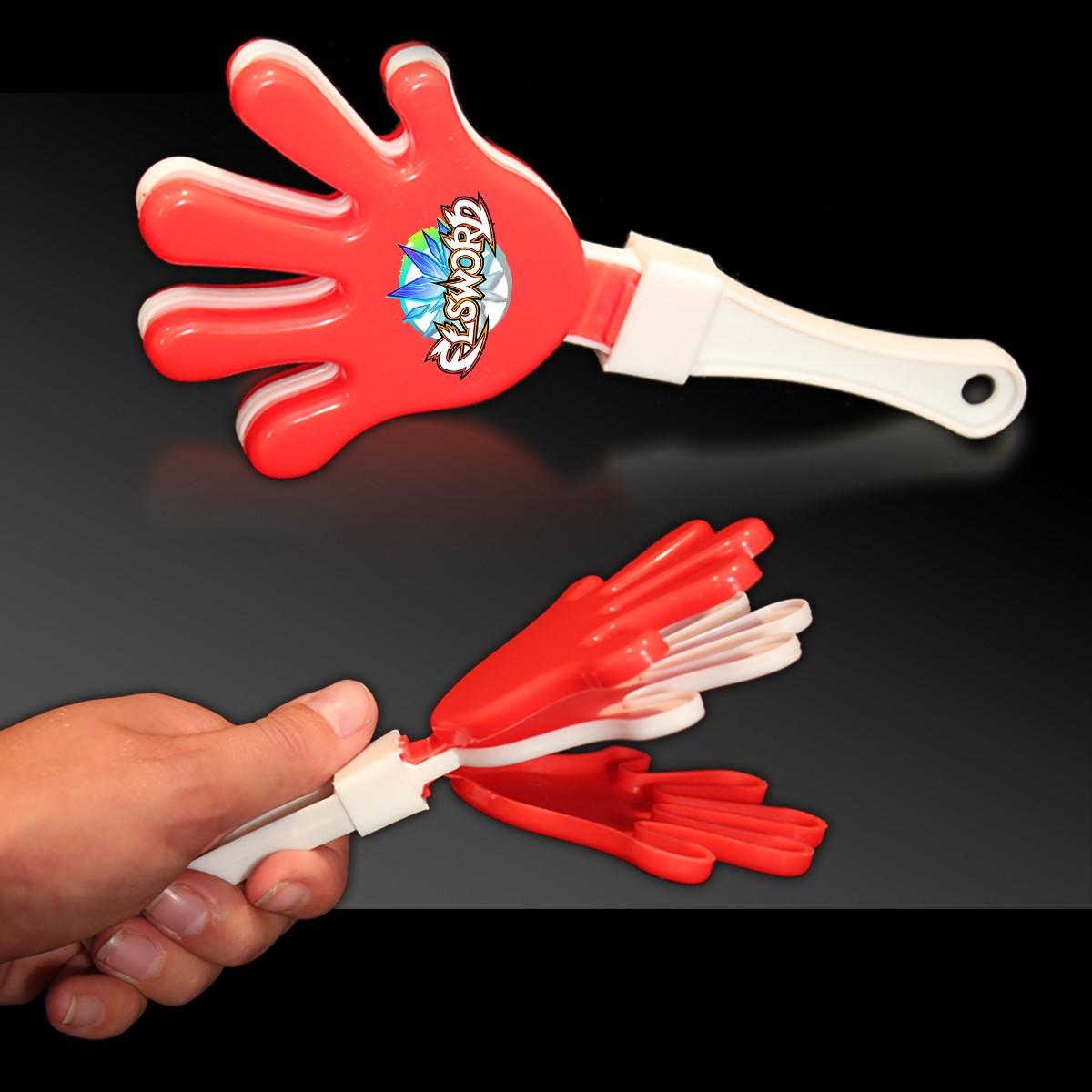 REDWHITERED HAND CLAPPER