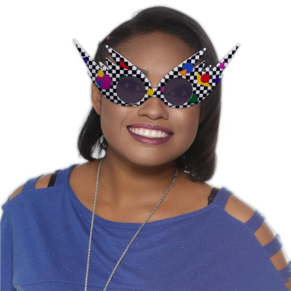 80'S RETRO SUNGLASSES - 12 PACK