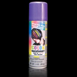 PURPLE - 3 OZ. CAN HAIR SPRAY