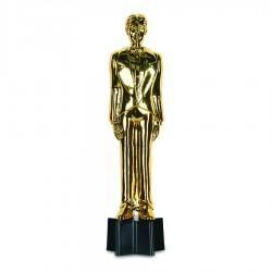 9 Inch Gold Statue