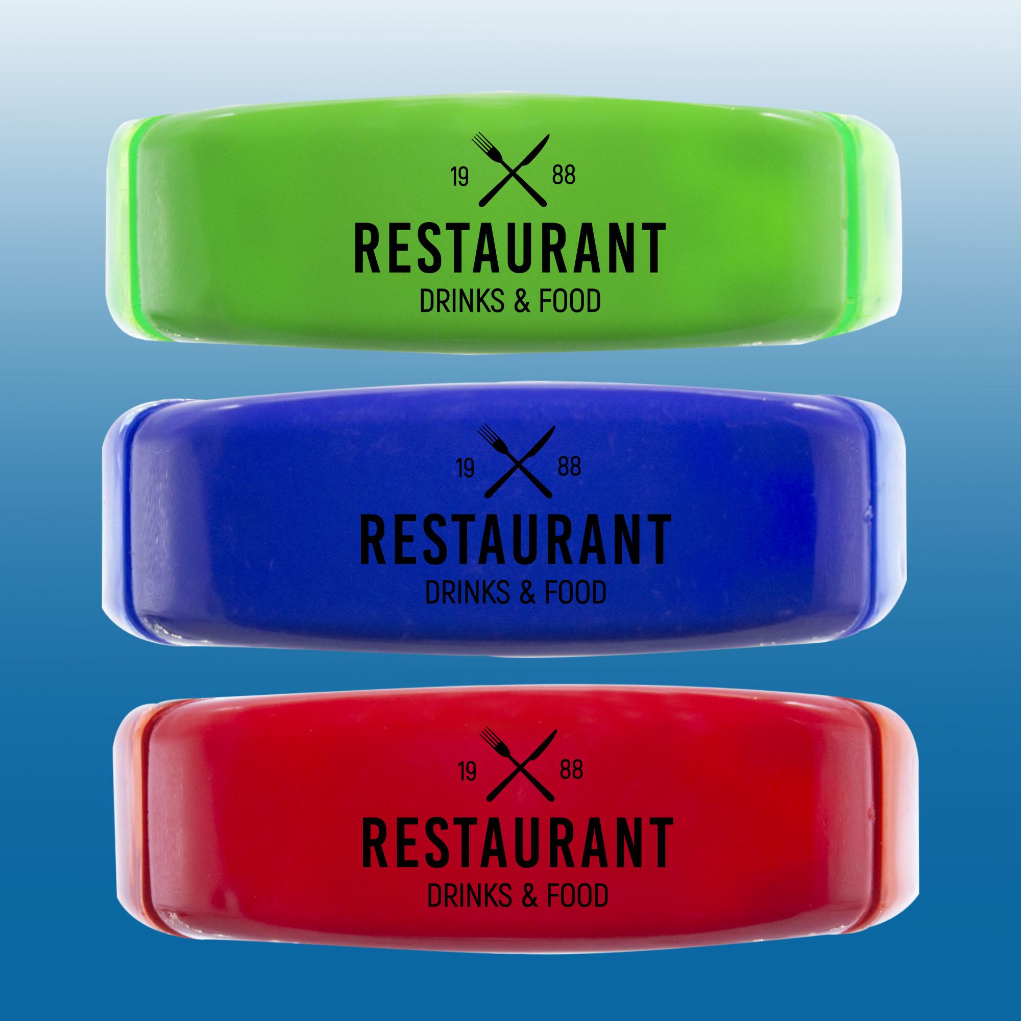 LED Bangle Bracelets - Assorted