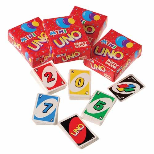 Uno Mini Games 4 Pc