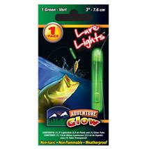 "1PK 3"" GREEN LURE LIGHT"