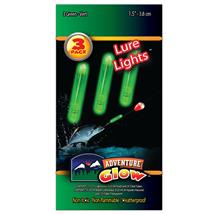 "3PK 1.5"" GREEN LURE LIGHT"