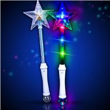 STAR WAND-MULTI FUNCTION LEDS