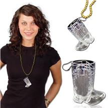 1OZ.BOOT SHOT GLASS WJ HOOK