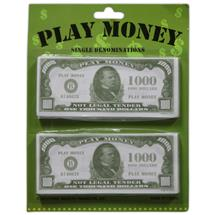 1000 PLAY MONEY